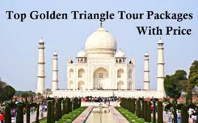 top golden triangle tour packages with
