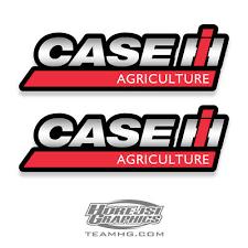 Case Ih Decal Case International Window Sticker Other Sign Making Supplies Business Industrial Admiral Media