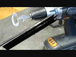Wire Twister K Drill Bit Tool Youtube Drill Bits Homemade Tools Metal Working