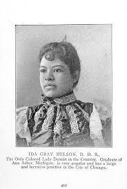 Ida Gray Nelson Rollins | My Roots My Blog