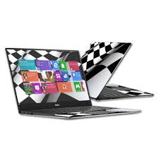 Mightyskins Protective Vinyl Skin Decal For Dell Xps 13 2015 Laptop Wrap Cover Sticker Skins Checkered Flag Walmart Com Walmart Com