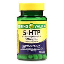 5 htp capsules 100 mg 30 ct walmart