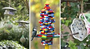 18 idées diy de mangeoire à oiseaux