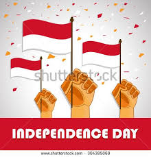 independence day abstract flag design national day of