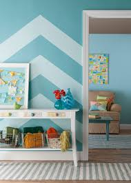 How To Paint A Chevron Wall Paint Patterns Kids Room Paint Small Room Design