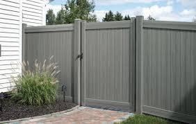 Vinyl Gates Halfway Fence Company