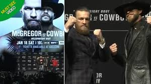 Conor McGregor vs Donald Cerrone UK start time and ring walk at ...