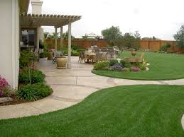 Landscaping Ideas For Backyard Landscape Design Landscaping Ideas For Backyard With Fence Simple Backyard Landscape Design Ideas Simple Backyard Design Trends Graindesigners Com