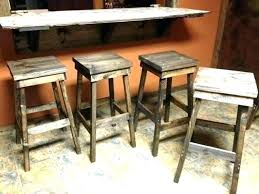 homemade bar stools plans bonellibsd co