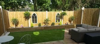 make your small garden look bigger