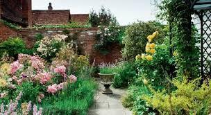 english cottage garden perennials