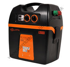 Gallagher B200 Battery Electric Fence Energiser 12v Electric Fence Energizer Portable Fence Fence