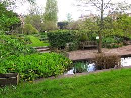 chelsea physic garden londres 2020