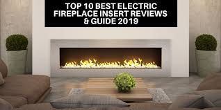 top 10 best electric fireplace insert