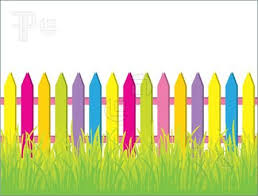 Fence And Grass Illustration Vector To Download At Featurepics Fence Borders For Paper Clip Art