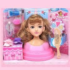 makeup barbie doll box set half