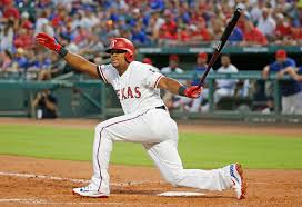 Adrian Beltre began his Rangers career as a decent second option ...