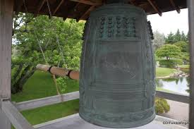 more than 154 peace bells gongs
