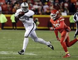 Raiders tight ends Clive Walford, Mychal Rivera catching on ...