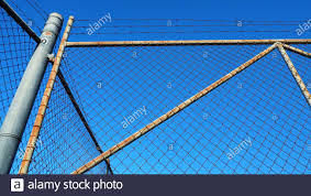 Cyclone Wire High Resolution Stock Photography And Images Alamy