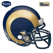 Buy Fathead St Louis Rams Helmet Wall Decal In Cheap Price On Alibaba Com