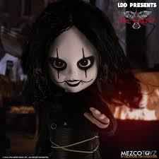 ldd presents the crow mezco toyz
