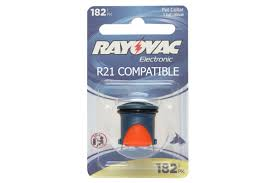 Rayovac Rfa182 A12 R21 R22 R51 And Microlite Invisible Fence Dog Receiver Battery