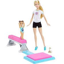 Bộ Búp bê Barbie và trẻ Gymnastics Dolls – PROMAX SHOP