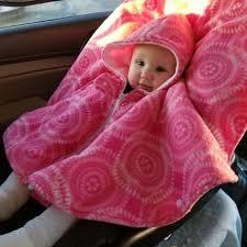car seat poncho cat poncho boy