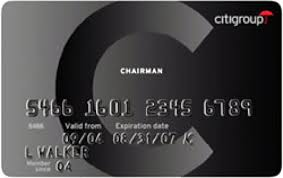 exclusive luxury credit cards
