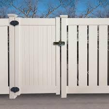 Llmkabt Lokklatch Magnetic Gate Lock Latch Black Keyed Alike