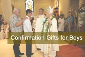 gifts for a confirmation