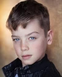 Victor Johnson, Child-actor, Yorkshire