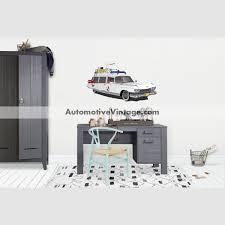 Ghostbusters Cadillac Indoor Car Wall Sticker Automotive Vintage
