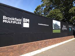 The 5 Best Reasons To Utilize Construction Fence Banners