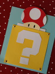 25 Power Up Super Mario Bros Invitations Fiesta De Nintendo