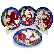 Tabasco Seafood Buffet Gumbo Bowls (Set ...