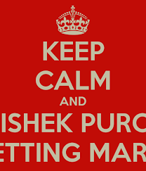 KEEP CALM AND ABHISHEK PUROHIT IS GETTING MARRIED Poster | ANKIT | Keep  Calm-o-Matic