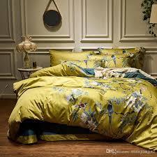 silky egyptian cotton yellow