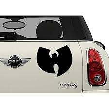 Amazon Com Wu Tang Clan Bands Automotive Decal Bumper Sticker Automotive