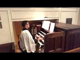 Improvisation on 'We Shall Overcome' by Carl Haywood - YouTube