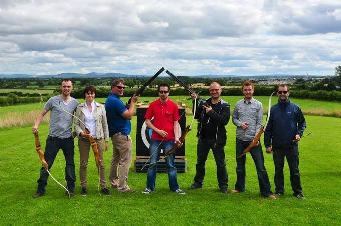 clay shooting stag activity in Kilkenny