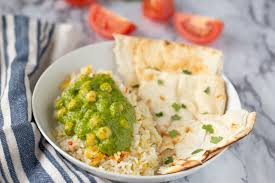 indian spinach curry for kids recipe