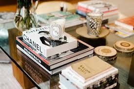 elegant coffee table book