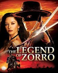 The Legend of Zorro' (2005), Antonio Banderas & Catherine Zeta ...