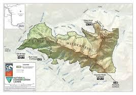 table rock wilderness area bureau of