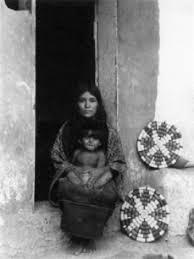 Hopi mother and child by Adam Clark Vroman on artnet