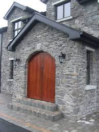 exterior wall stone cladding