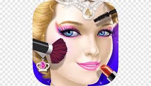 princess makeup salon png images pngegg
