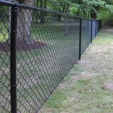 Pvc Coated Metal Chain Link Fence And Steel Garden Fence Design China Chain Link Fence Galvanized Made In China Com